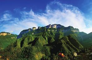 北峰为金佛山景区提供无线信号覆盖方案