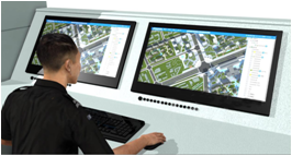 BF-8000智能集群指挥调度系统监狱雷竞技手机版通信解决方案