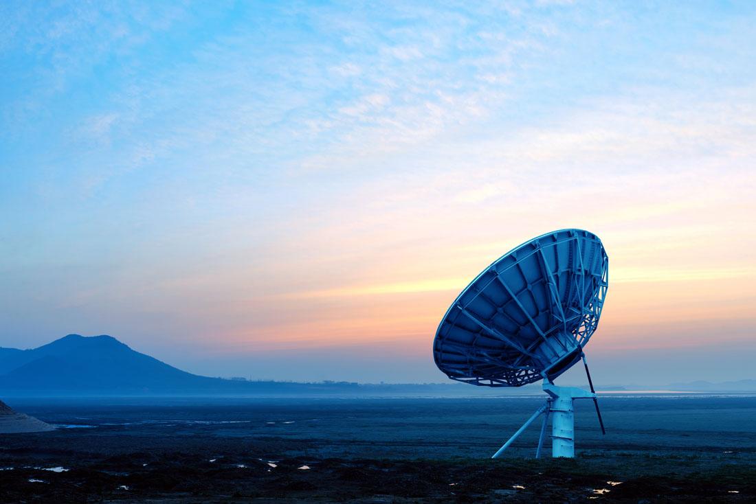 卫星通信专网的春天到了!