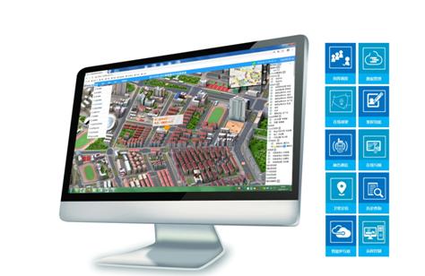 BF-8100 SDC智能型IP互联系统在智慧监狱中的应用