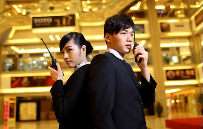 北峰酒店行业无线对讲解决方案,提升运营效率