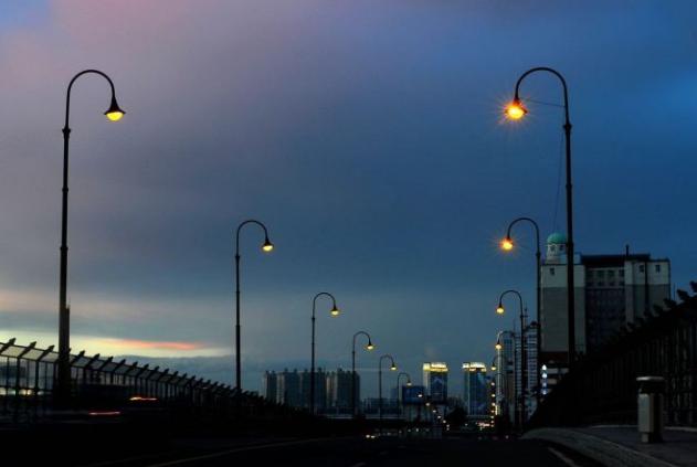 无线通信在智能路灯行业的应用