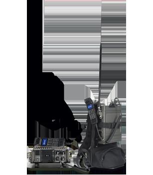 便携式数字无线自组网设备
