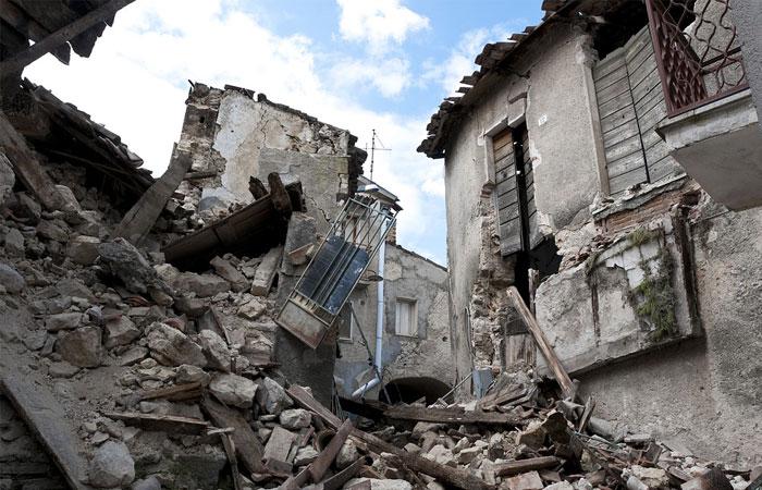 地震灾害应急通信解决方案