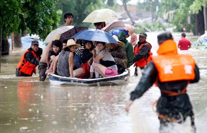 洪涝灾害应急通信解决方案