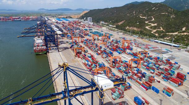 港口码头数字集群通信解决方案